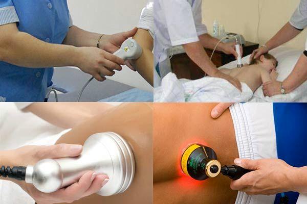 Лазеротерапия методика применения