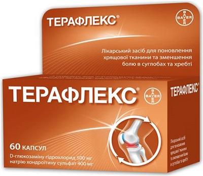 Терафлекс в таблетках